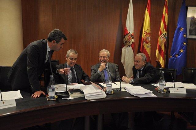 Sesión plenaria de aprobación del Plan