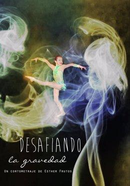 Cartel del cotro documental 'Desafiando la gravedad'