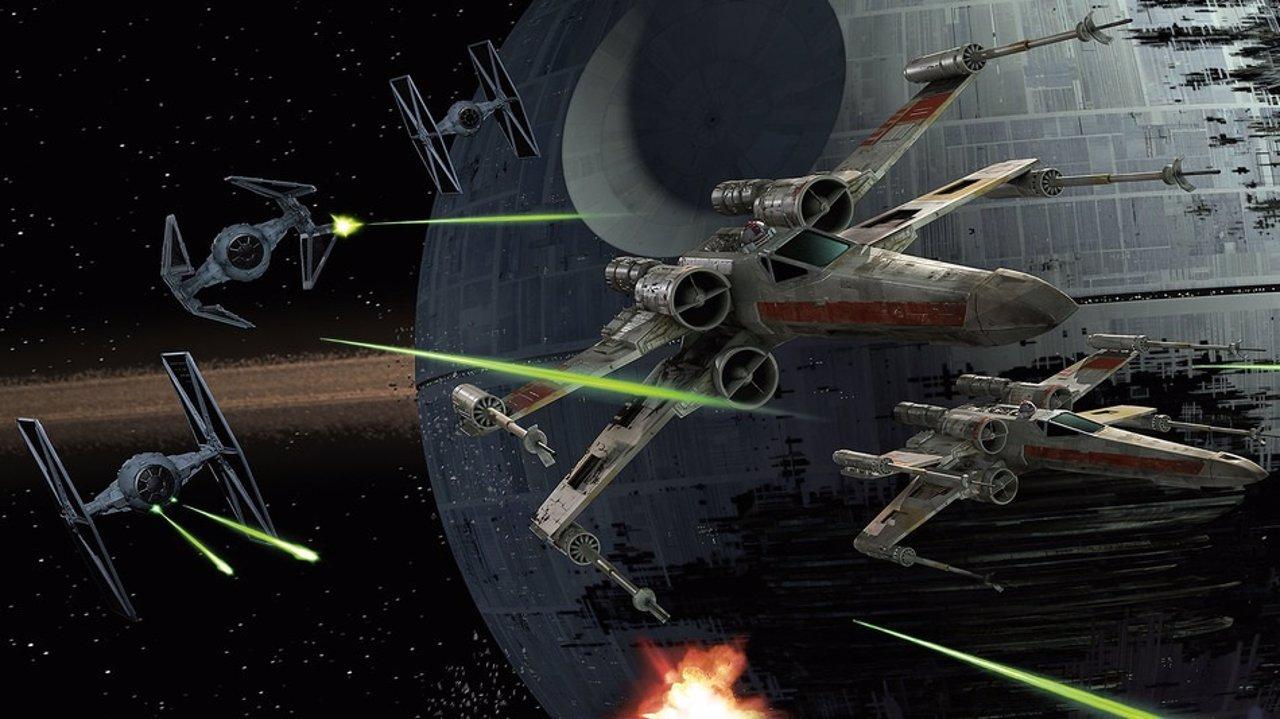 X-Wings en Star Wars