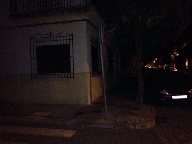 El PP critica la falta de iluminación en Barrio Cañero de Córdoba