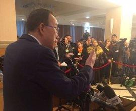 Ban pedirá a Ross que reanude los viajes para reactivar las negociaciones entre Marruecos y el Polisario