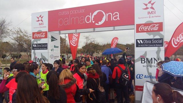 Carrera Palmadona 2016