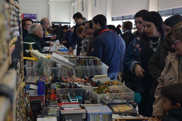 Feria del Coleccionismo de Villanueva de la Serena
