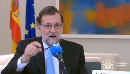 """Rajoy critica que Carmena ponga """"todo tipo de pegas"""" al proyecto del Edificio España"""