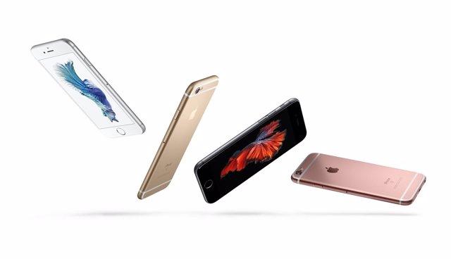 IPhone 6S Plus smartphone de Apple