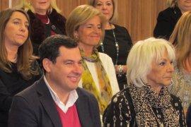 """Moreno propone un """"gran acuerdo"""" por la igualdad entre hombres y mujeres"""