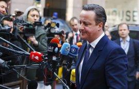 """Cameron descarta que Reino Unido se sume a """"un proceso de asilo común en Europa"""""""