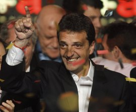 Massa adelanta que apoyará el acuerdo con los 'holdouts' en Argentina