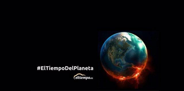 El tiempo del planeta