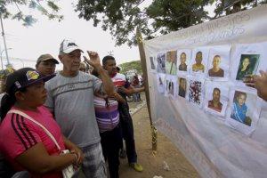 Protestas en Venezuela por la desaparición de los