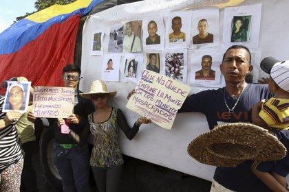En imágenes: Protestas en Venezuela por la desaparición de los 28 mineros