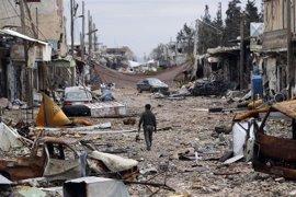 Otros cinco años de guerra Siria costarían lo mismo que el PIB anual de España
