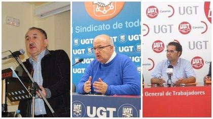 UGT celebra desde hoy el Congreso que elegirá al sucesor de Méndez
