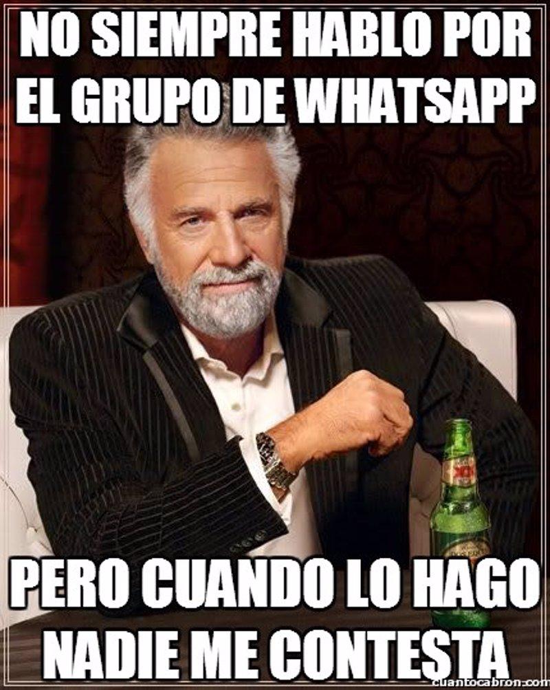 21 Memes Que Todo Usuario De Grupos De Whatsapp Entenderá