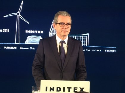 Inditex eleva un 8% sus ventas en España en 2015