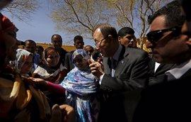 "Marruecos acusa a Ban Ki Moon de falta de ""imparcialidad"" respecto al Sáhara"