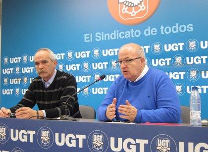 """Cilleros no se considera el candidato de la dirección y busca adaptar UGT """"a la realidad del siglo XXI"""""""