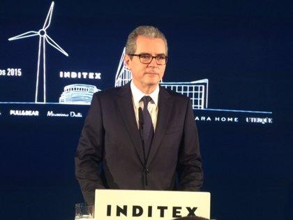Inditex eleva sus ventas en España un 8% en 2015 y crea 7.000 empleos en tres años