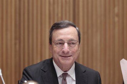 Draghi descarga la artillería del BCE y asegura que aún le queda munición