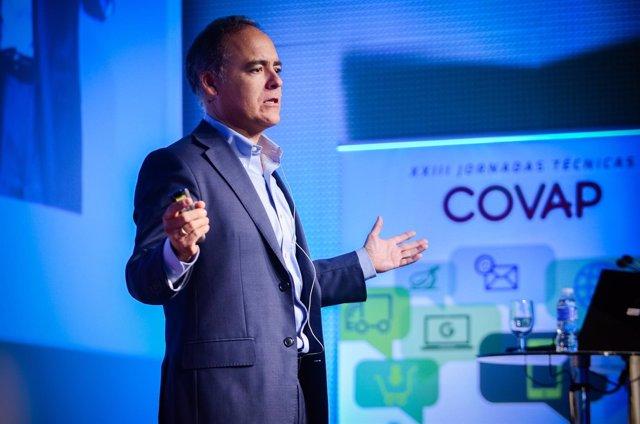 Javier Rodríguez Zapatero en las jornadas