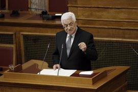 Abbas rechaza un plan de paz propuesto por Biden durante su encuentro en Ramala