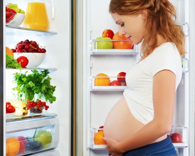 La Nutricion Materna En El Embarazo