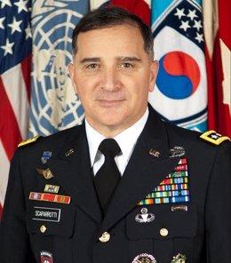 General Curtis Scaparrotti