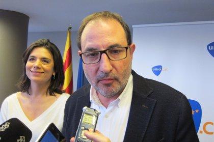 Espadaler (UDC) ve positiva la elección de Álvarez para el sindicalismo catalán y español
