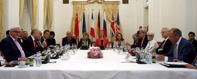Acuerdo nuclear entre  Irán y el 5+1