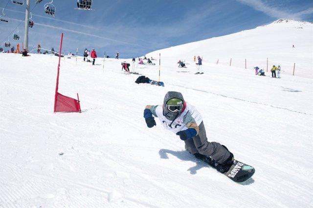 Jornada de snow de Obssesion A2 2016