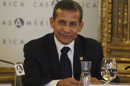 Humala viaja este lunes a Bruselas para sellar el fin de visados a turistas peruanos