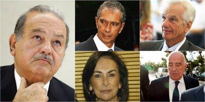 ¿Quiénes son los iberoamericanos más ricos de 2016?