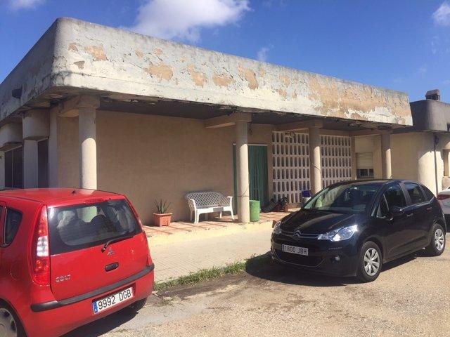 Colegio de educación especial Los Angeles de Badajoz