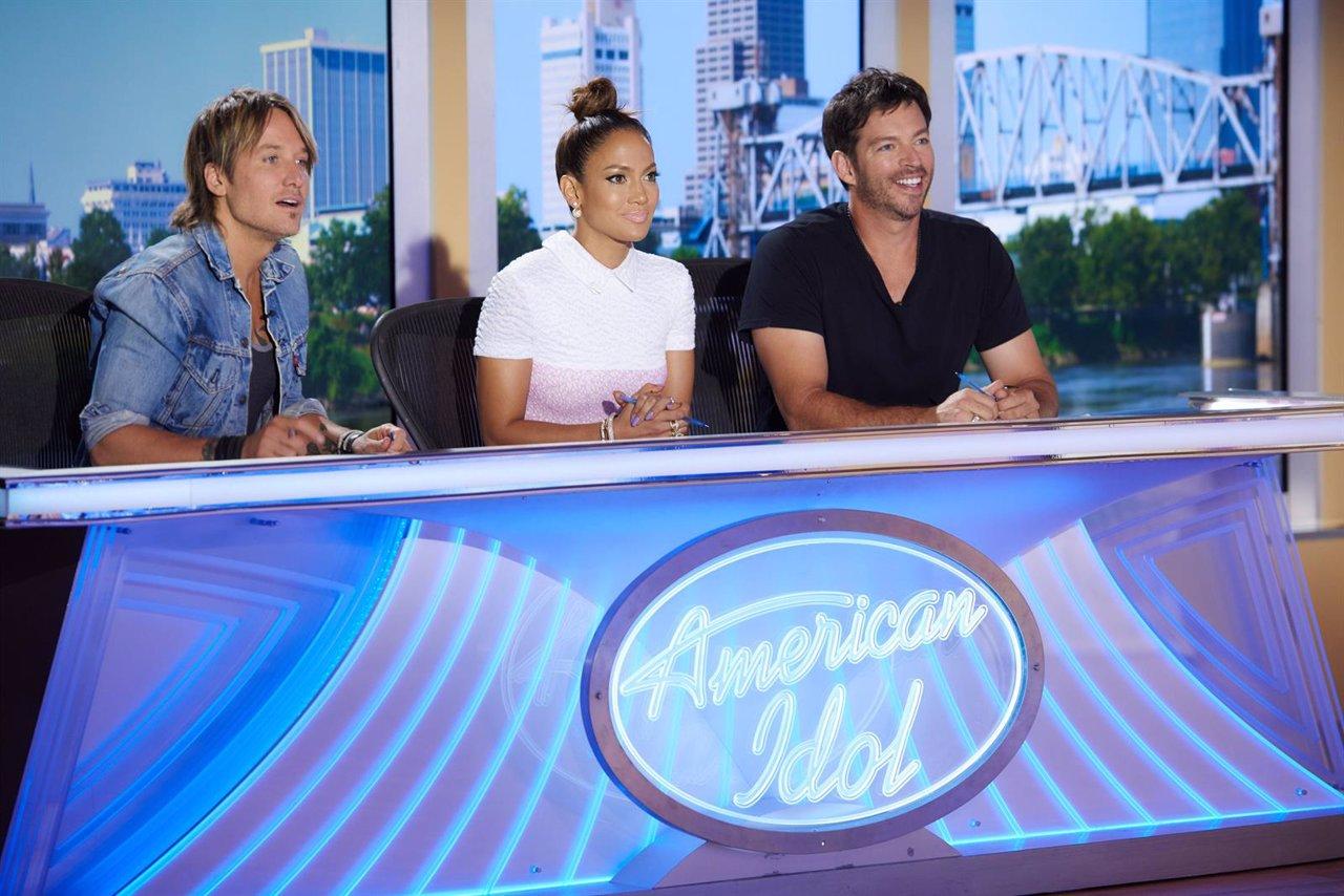 Keith Urban, Jennifer Lopez y Harry Connick forman el jurado de American Idol