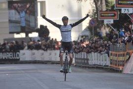 La nieve obliga a la suspensión de la quinta etapa de la Tirreno-Adriático