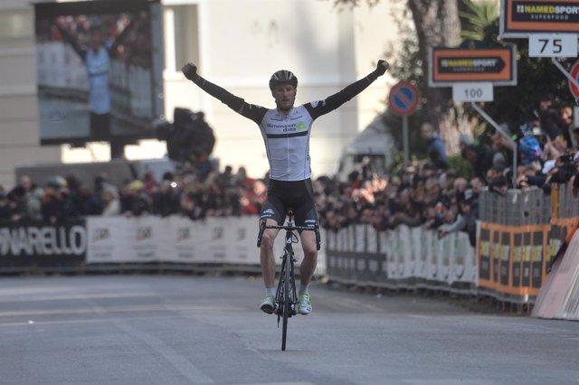 Steve Cummings Tirreno-Adriático
