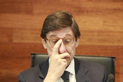 La junta de Bankia aprobará este martes el segundo dividendo de la entidad