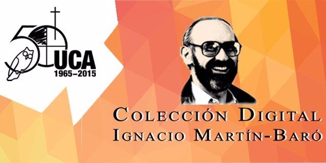Portada de la Colección Digital de Ignacio Martín Baró