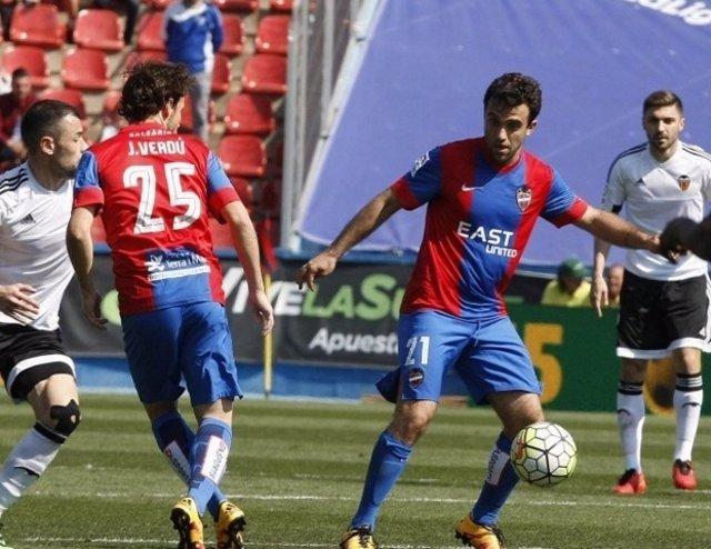 Giuseppe Rossi Levante Valencia