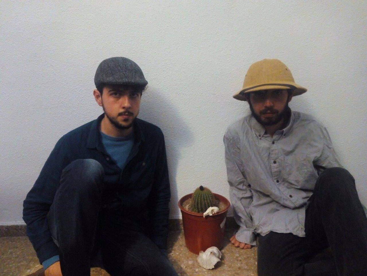 Pablo Serrano y Hugo Cano