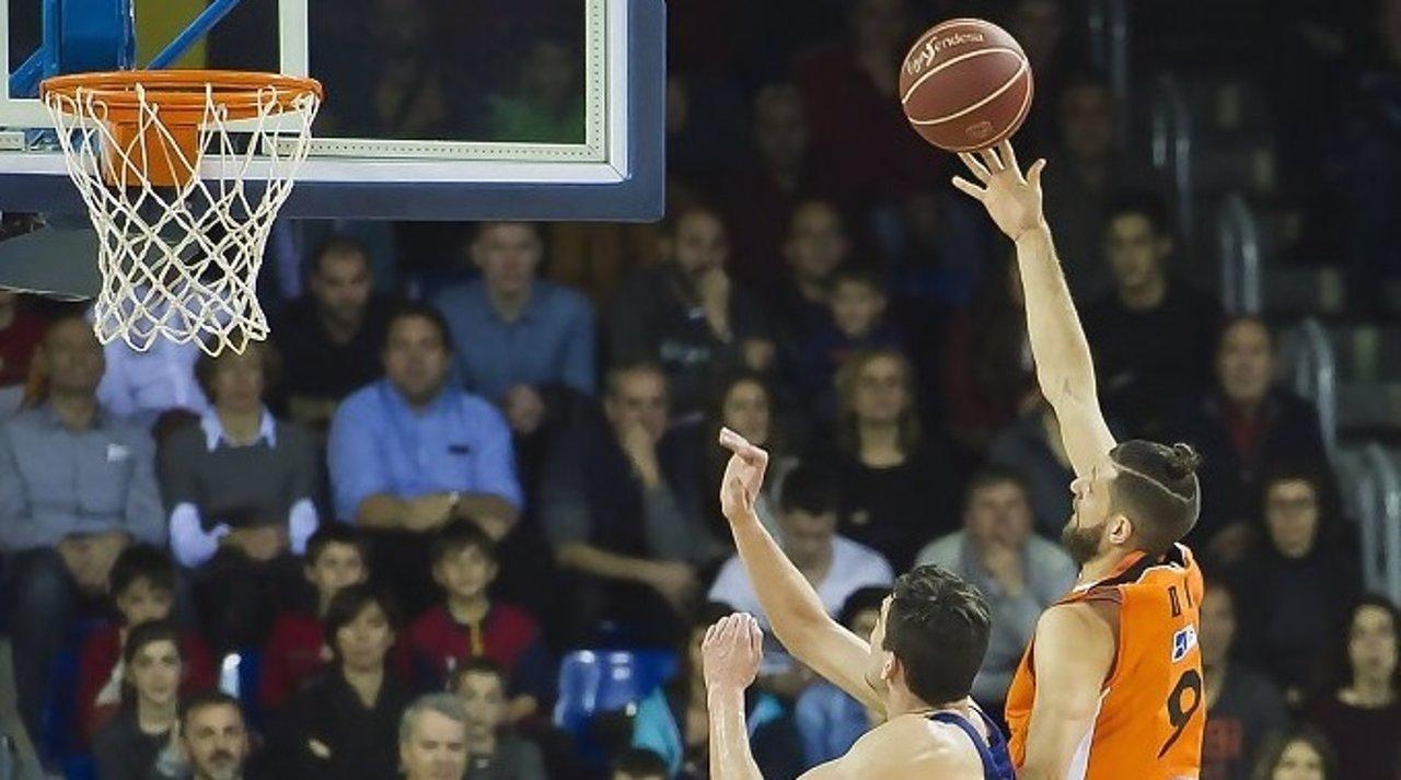 Barcelona Valencia Basket