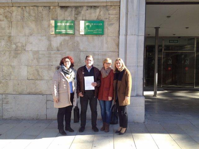 El PP de Granada se preocupa por la situación de un colegio de Zafarraya