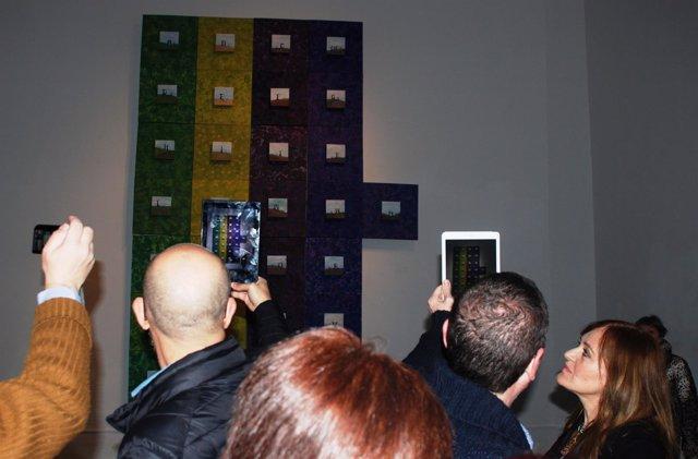 Nueva app de realidad aumentada aplicada al arte