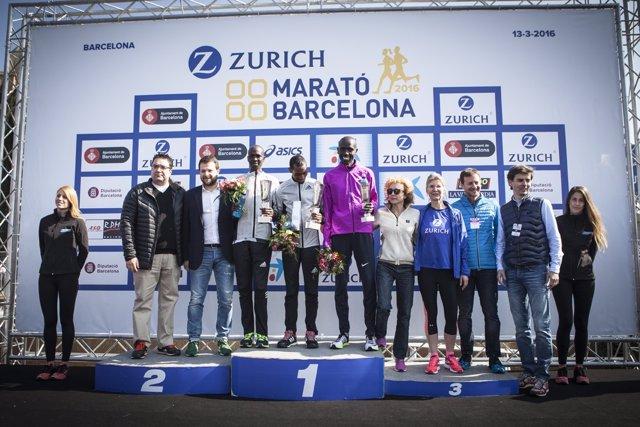 Zúrich Marató Barcelona