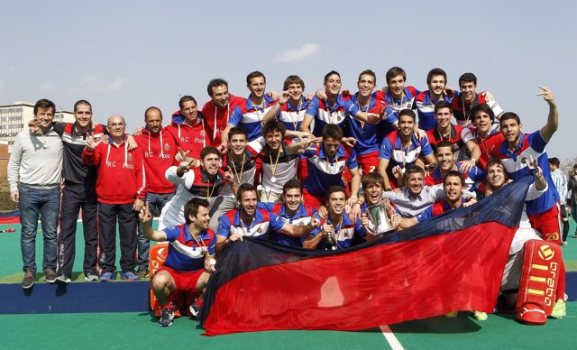 RC Polo campeón Copa Rey hockey