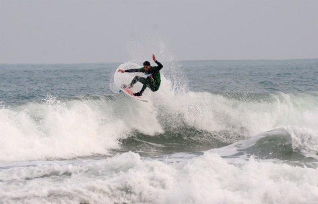 Prueba de surf de 'Obssesion A2 Fussion'