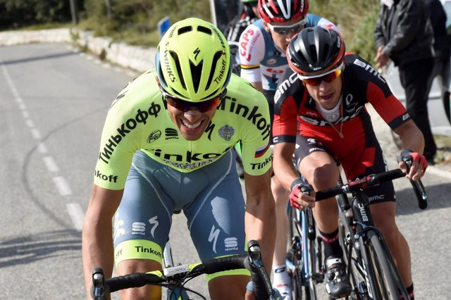 Alberto Contador París-Niza