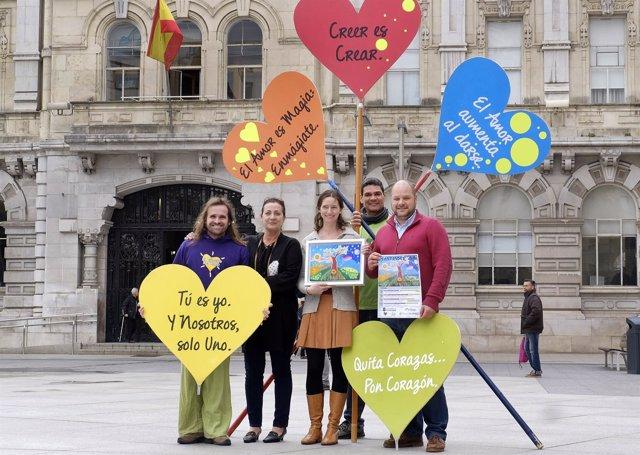 Jornadas de la Felicidad en Santander