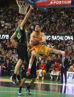 FIATC Joventut - FC Barcelona Lassa