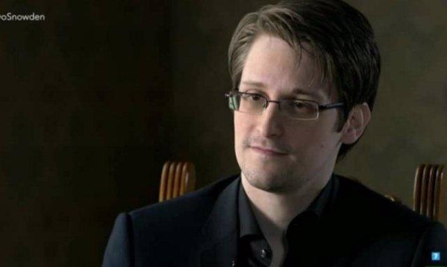 Snowden entrevistado en La Sexta